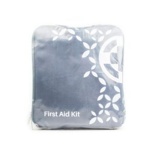 First Aid Kit Nylon Bag - Costiway