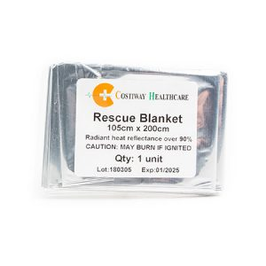 Rescue Blanket - Costiway