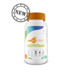Multivitamin KeyvitPlus - Costiway
